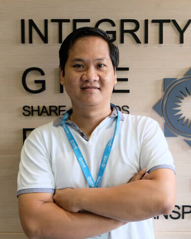 Hoang Nguyen - Technical Consultant Manager